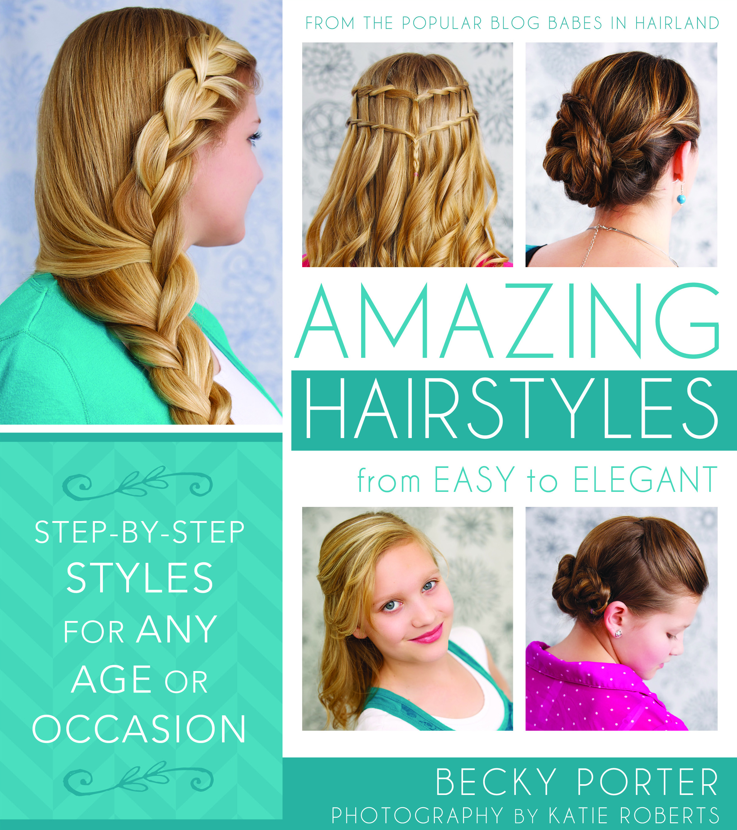 5 best hairstyle books for 2015 | BOOK ADDICT PATTI